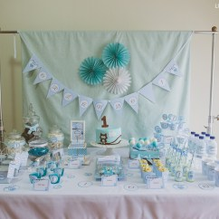Kitchen Bridal Shower Island Countertops Owl Theme 1st Birthday Candy Buffet | Little Dimple Designs