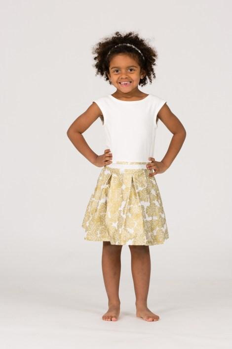 Little Dress Party Collection Summer jurkje emma-1