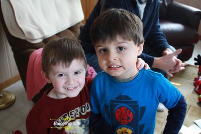 Little-d-Tales: Enjoying Life &emdash; reacquainting with Cousin Michael