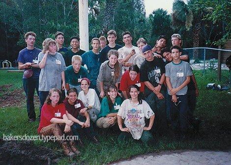 Teen Mission Brazil Fish 1994