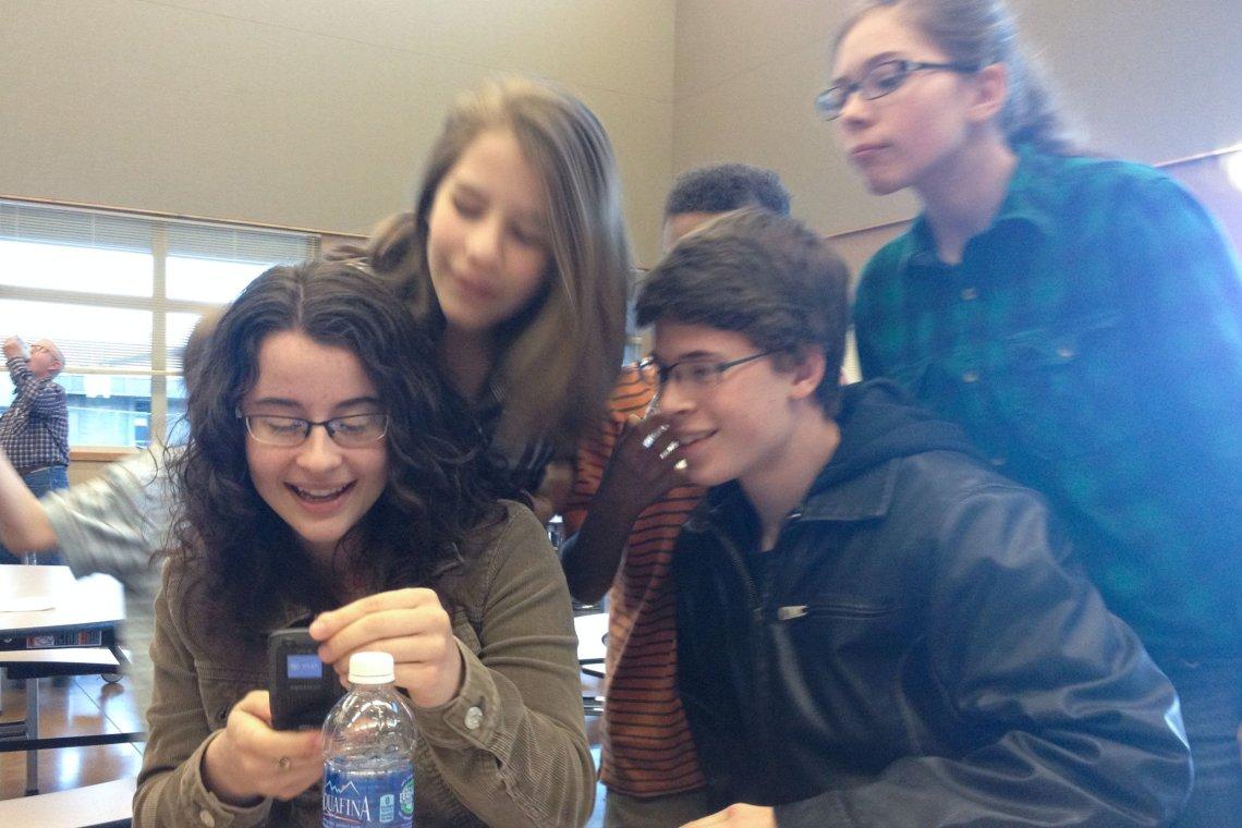 teens and media