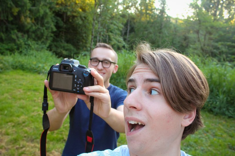New Goal: DSLR Filmmaking with Creative Live