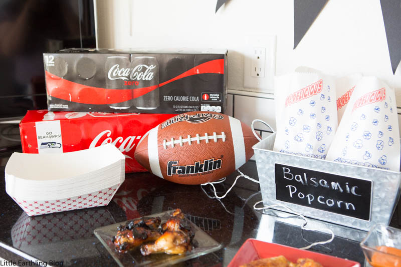 Football party ideas. Food, games, decorations and more.
