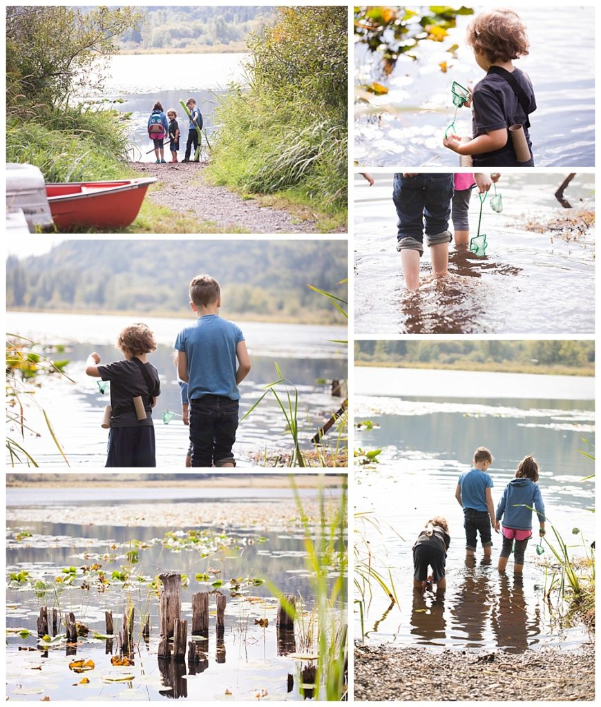 PNW Homeschool Adventures. Filling kids' days with the wonder of nature.