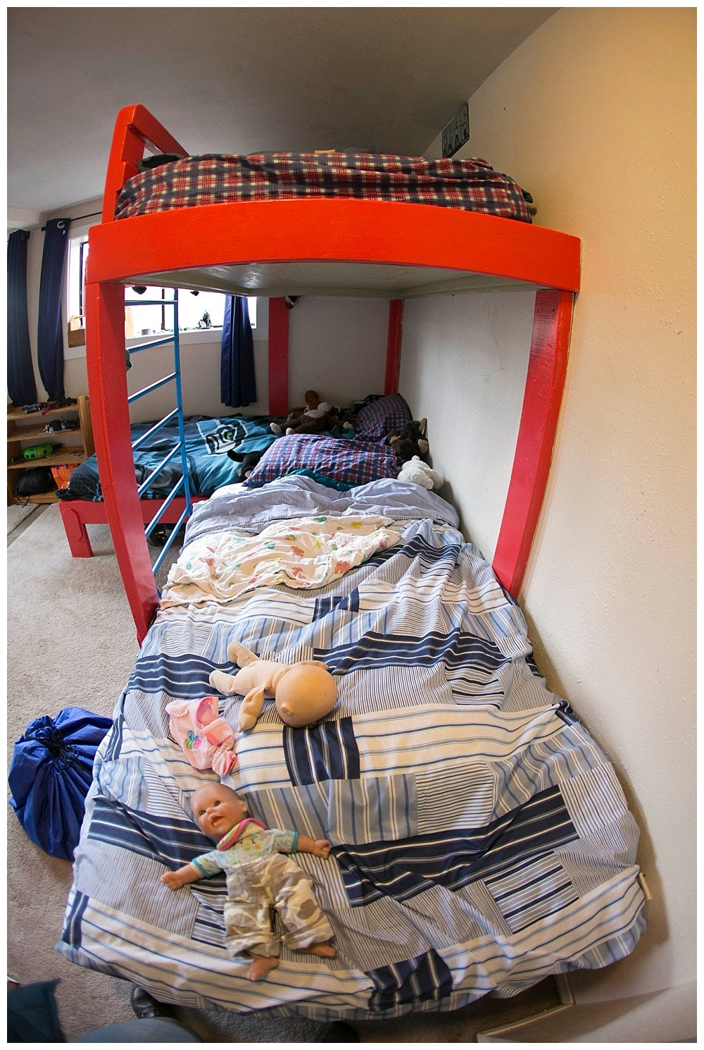 The very best triple bunk beds for large families.