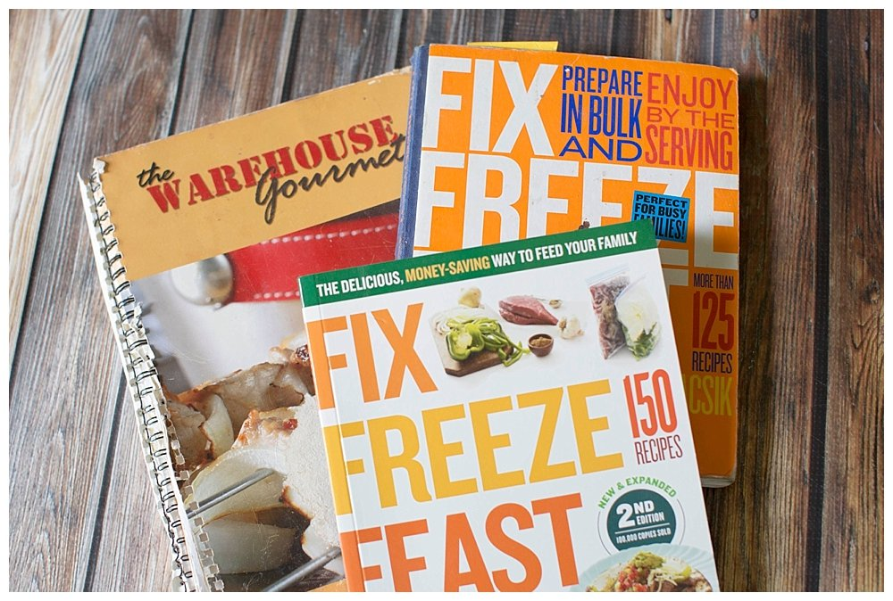 Fix Freeze Feast changed the way I think about meal prep for my large family.