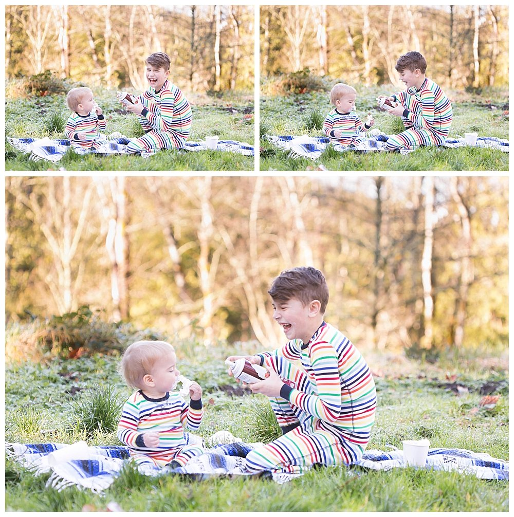 Cutest Uncle and Nephew Duo Ever! Bellingham photographer