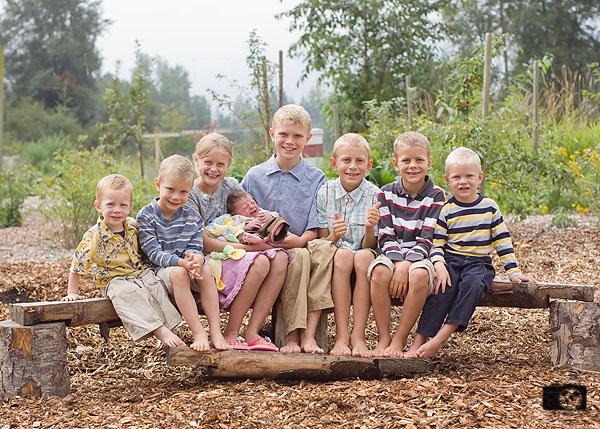large family bellingham