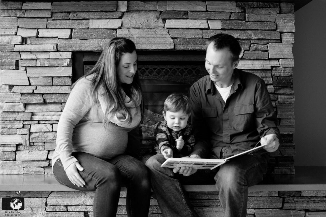 Bellingham Maternity Photographer