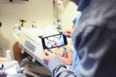 Photos of a beautiful, natural hospital birth