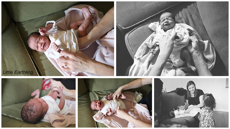 newborn baby lifestyle session