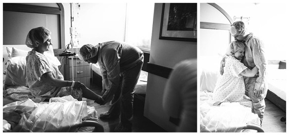 Should I hire a birth photographer for my c-section? Of course, you should!