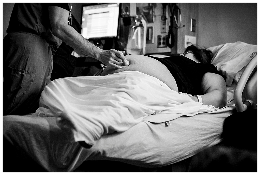 Birth photography in Bellingham, WA by Renee Bergeron of Little Earthling Photography.