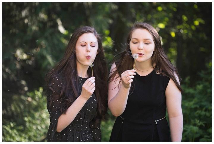 Senior girl photos in Bellingham, WA