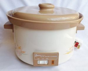 Slow cooker - Cost: ~£25