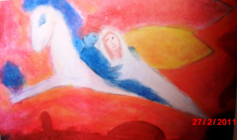 Chagall painting: photos! (2/3)