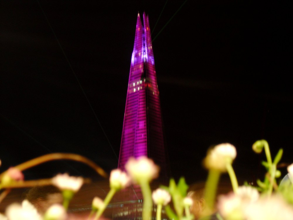 The Shard 2012: the Opening (2/6)