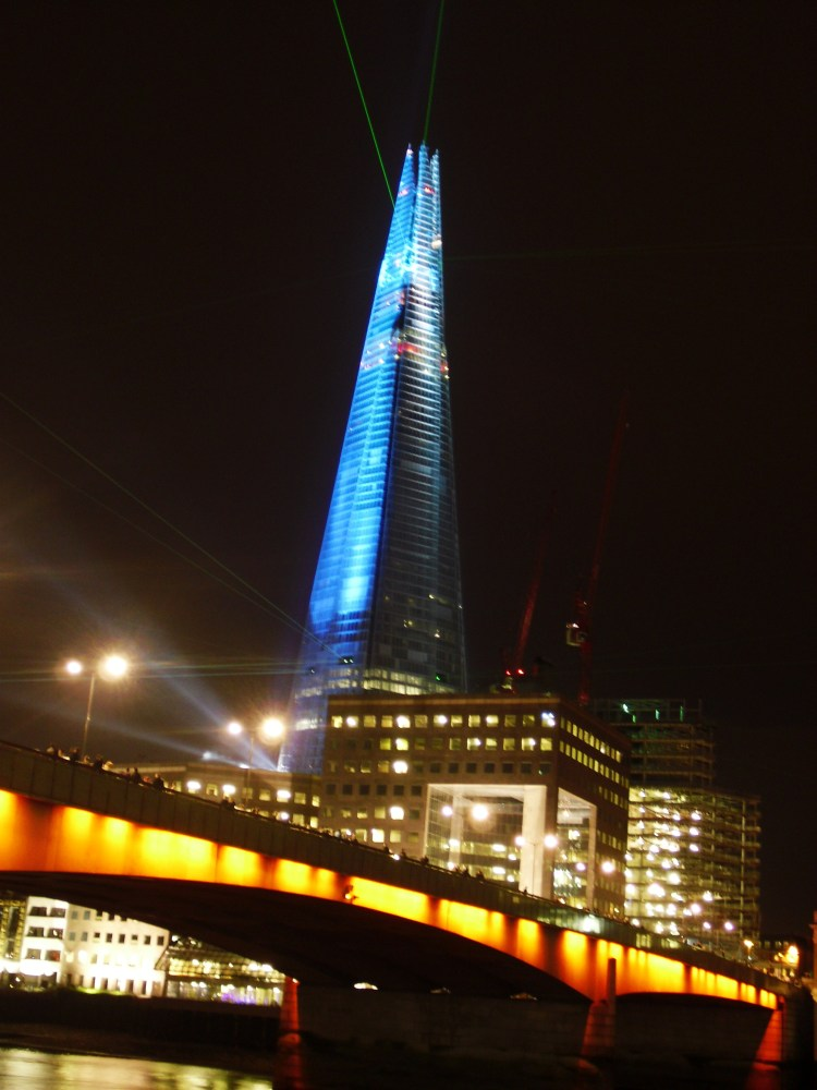 The Shard 2012: the Opening (5/6)