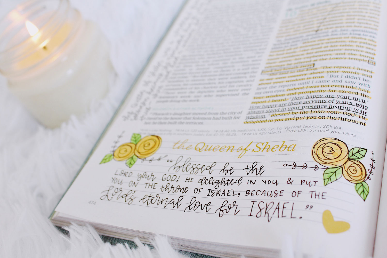 3 Women in the Bible: What I Learned From Them + My Bible