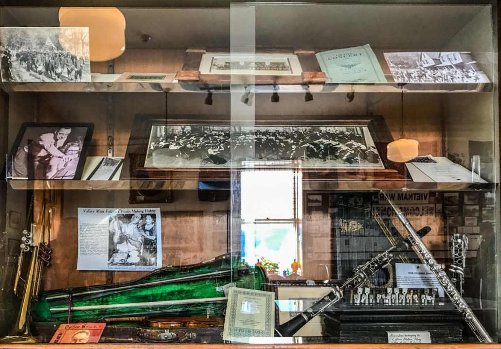Little Falls Music Exhibit | Little Falls Historical Society Museum | Little Falls NY
