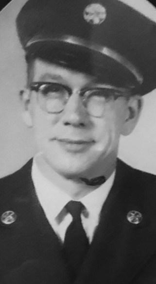 "Little Falls Fire Chief Alfred ""Al"" Munger"
