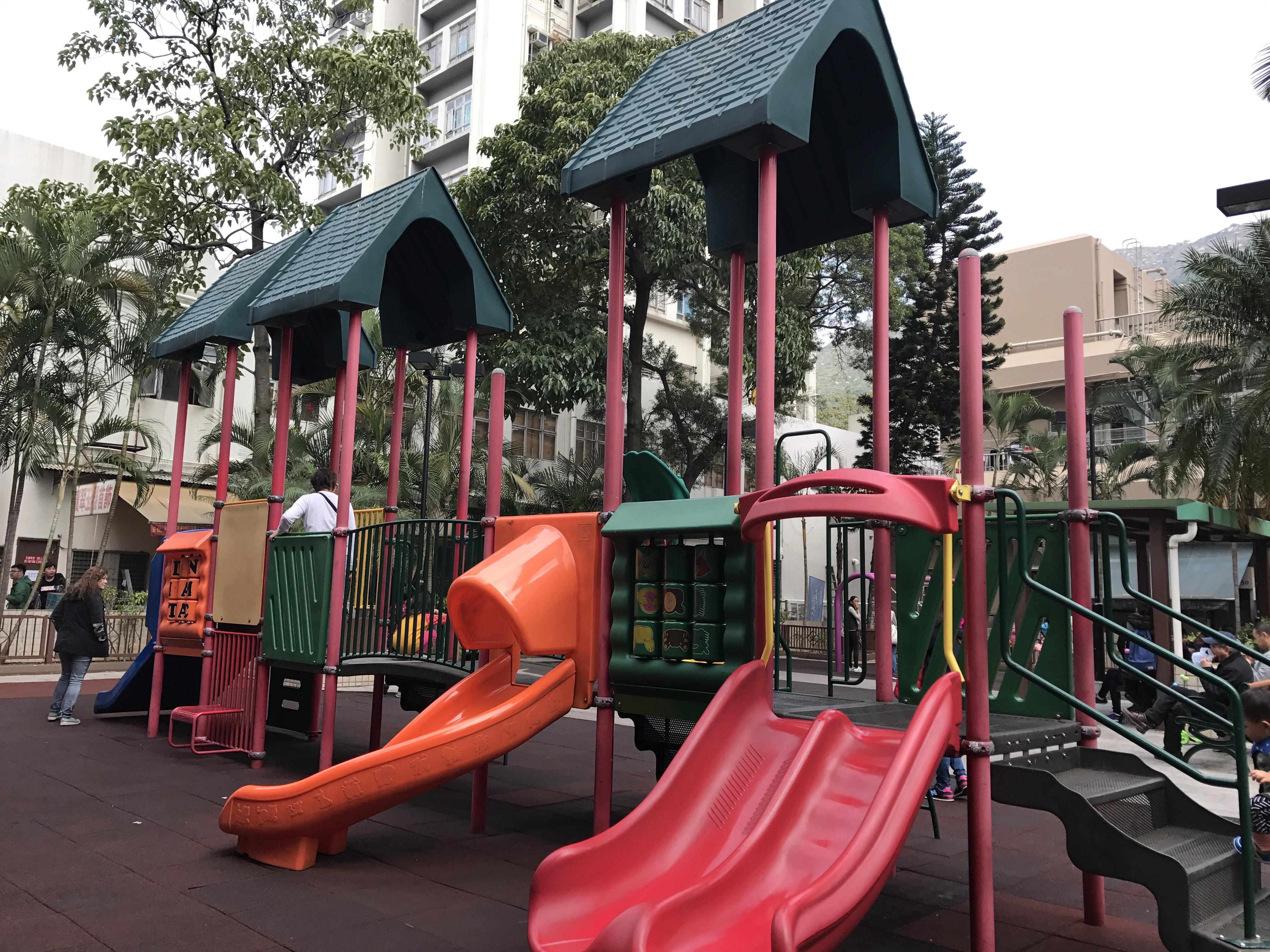 【親子公園】青山兒童遊樂場 | 小肥子星球