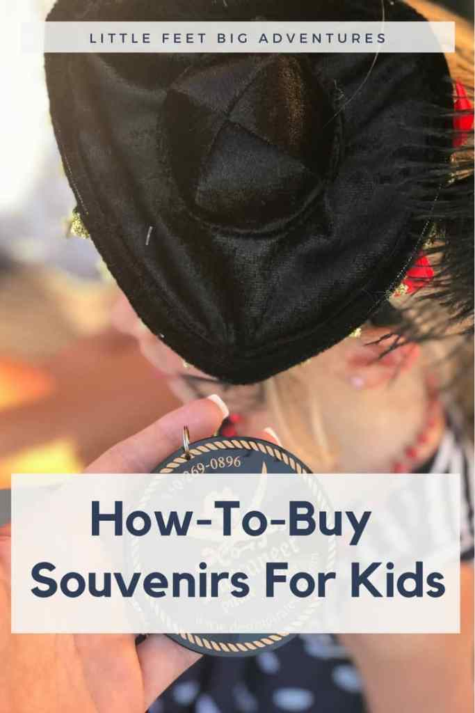 Knowing what souvenirs to bring the kids from your trip can be tricky. Use these tips!