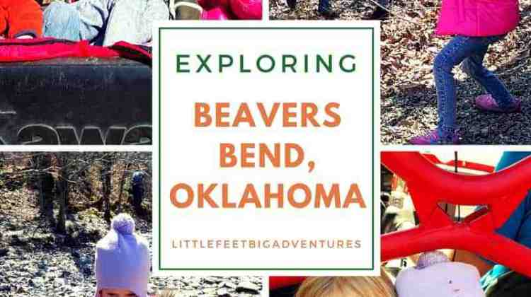 Exploring Beavers Bend, Oklahoma