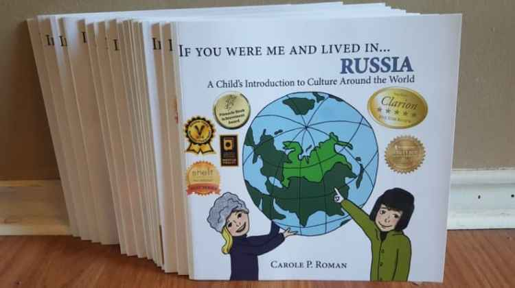 "Book Review – ""If You Were Me and Lived In"""