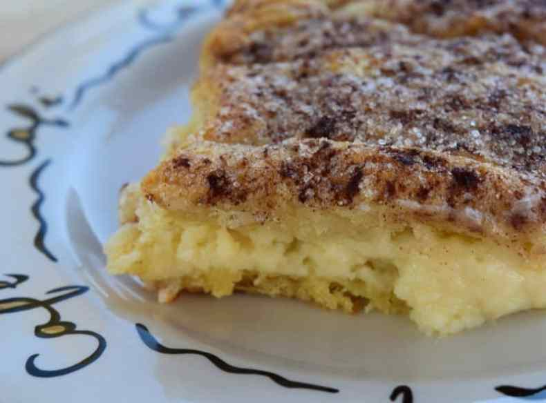 Cheesecake sopapillas make the best coffee dessert. Simple and easy dessert recipe