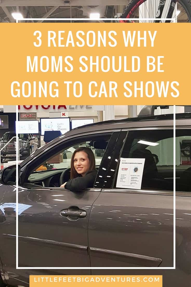 3 Reasons Why Moms Should Be Going To Car Shows