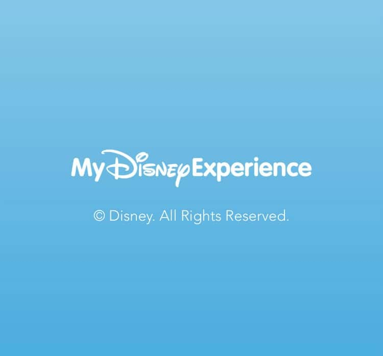 Download the My Disney Experience App for your first trip to Disney World