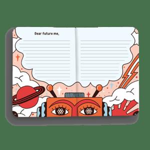 Rebel Girls Journal spread 2