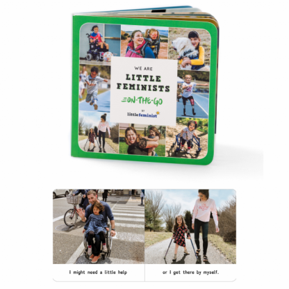 We Are Little Feminists: On-the-Go