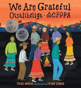 We are Grateful book cover