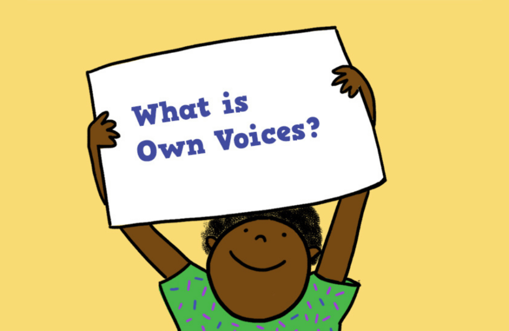 What is Own Voices illustration