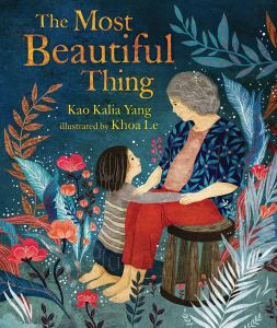 The Most Beautiful Thing book cover