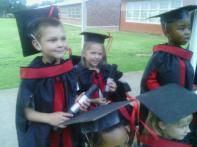 Grade R Graduating Class of 2012