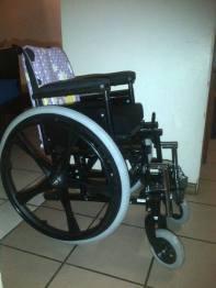 November 2013 - Xuane's new wheels