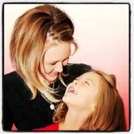 September 2014 Photo Shoot mother and daughter