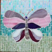 BLUESWIRL BUTTERFLY by Toinette van der Westhuizen (Nigel)