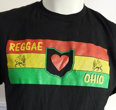 Reggae Ohio T-Shirt