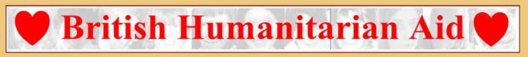 British Humanitarian Aid logo