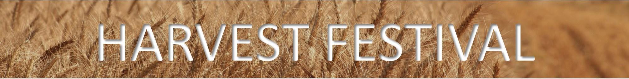 Harvest Festival header