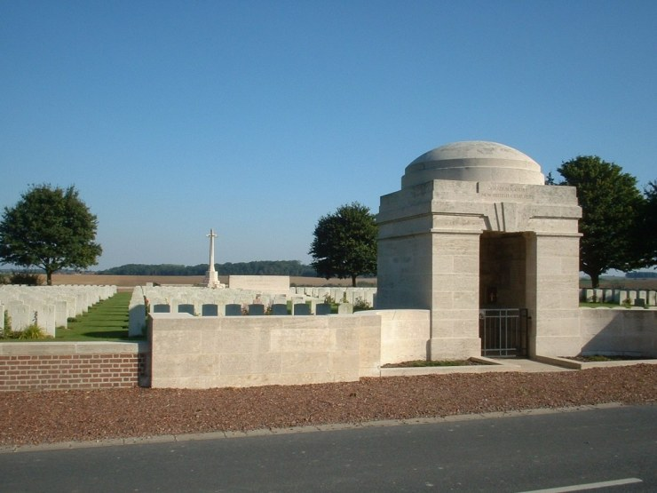 Photo of Gouzeaucourt New British Cemetery