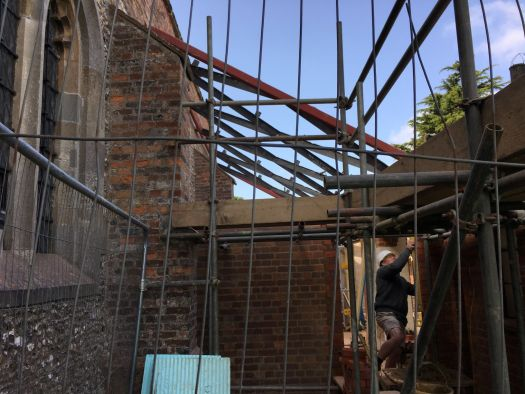 Photo of Building Works