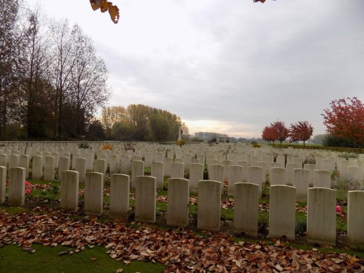 Photo of Trois Arbres Cemetery