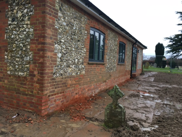 Photo of Building Works - Repairs to decayed brickwork
