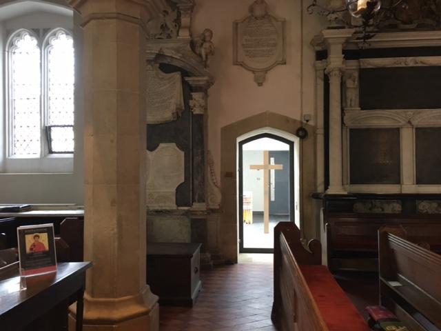 Photo of ambulatory door
