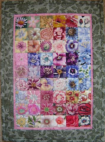 Cherry Norton Floral Bouquet LG
